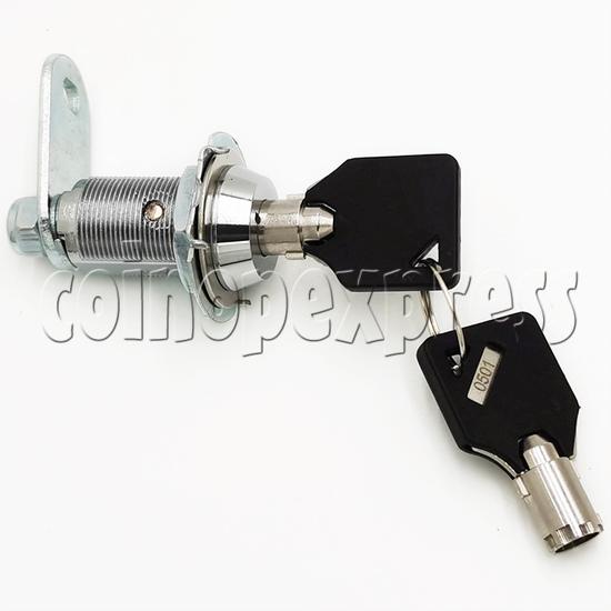 Cam Door Lock with Key (19mm) 19500