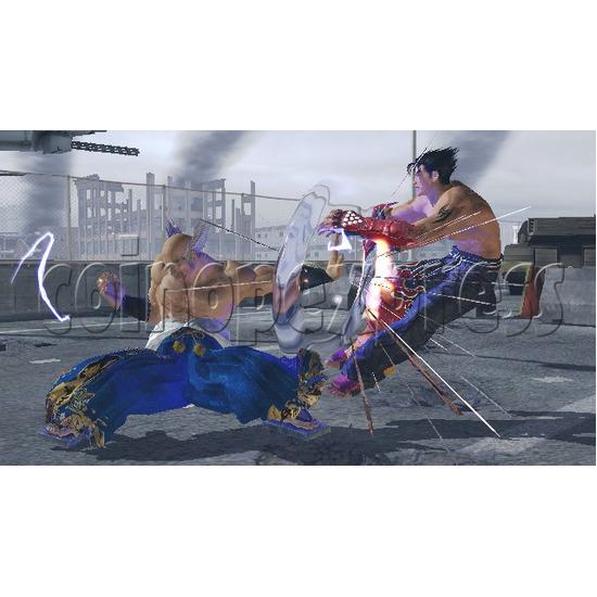 Tekken 6 kit - artwork 19568