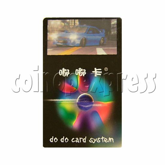do do Card - Data Collecting Card 19698