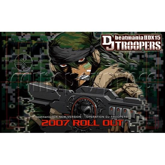 Beatmania II DX 15th DJ Troopers 19719