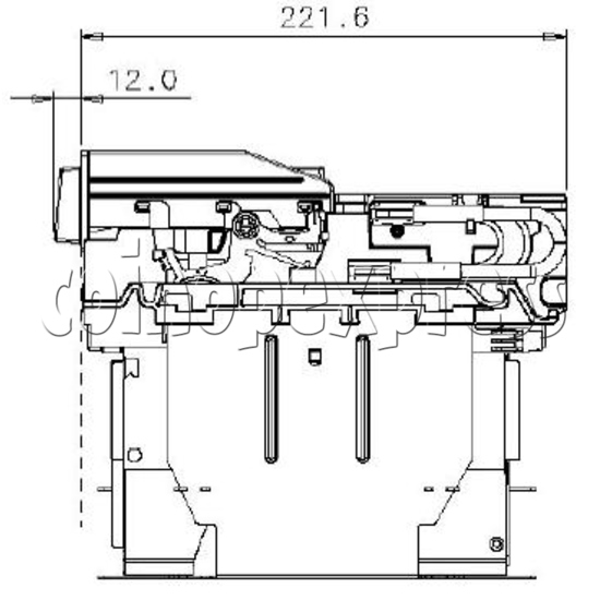 Bill Validator / Note Reader NV9 19949