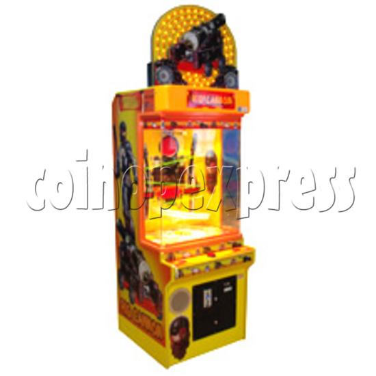 Pirate Revenge Redemption Machine 20015