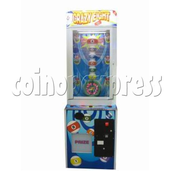Crazy Eight Prize Machine 20019