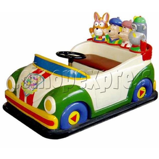 Animal Buddy Car 20163