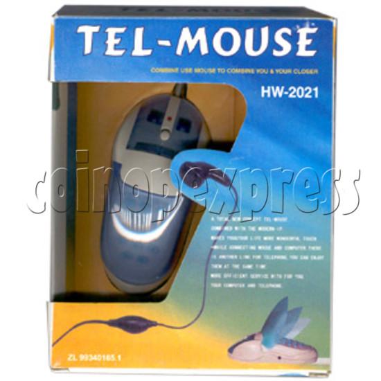 Tel-Mouse 2021