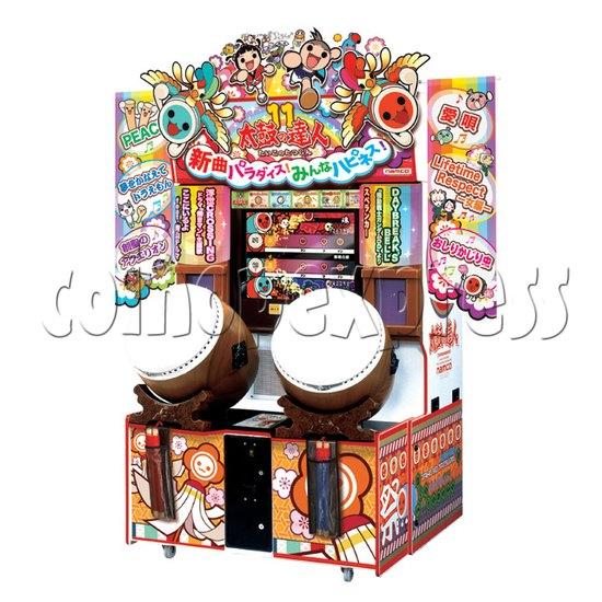 Taiko No Tatsujin 11 machine 20226
