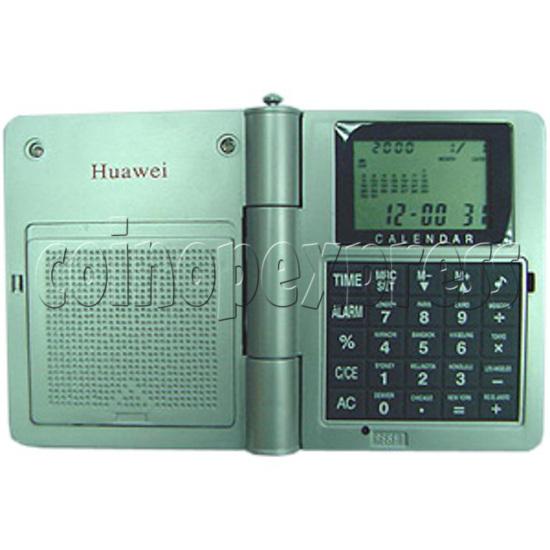 Auto Scan FM Receiver / Time Traveller 2023