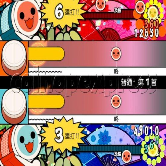 Taiko No Tatsujin 11 Machine Asian Version 20244