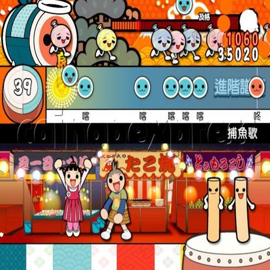 Taiko No Tatsujin 11 Machine Asian Version 20245