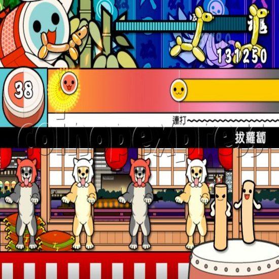 Taiko No Tatsujin 11 Machine Asian Version 20246