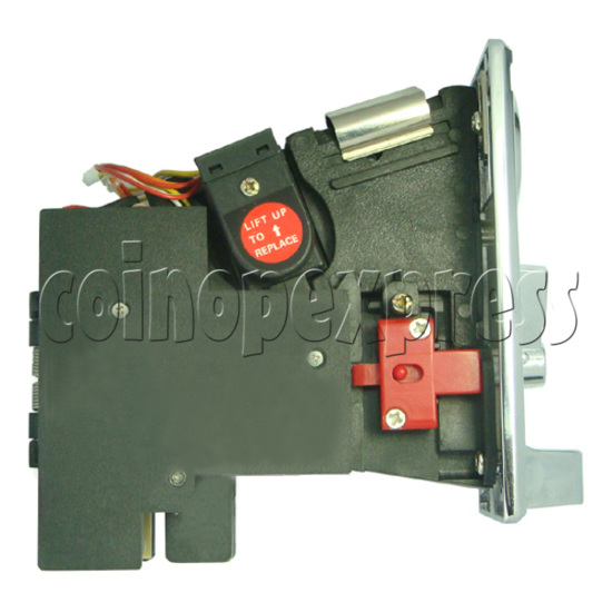 Detachable Mechanism with Coin Selector 20290