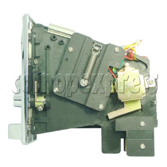Detachable Mechanism with Coin Selector 20291