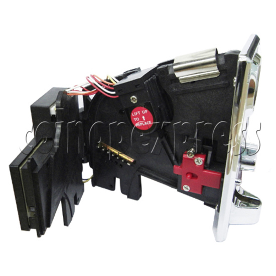 Detachable Mechanism with Coin Selector 20292