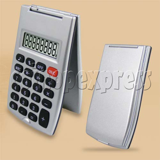 Pocket Calculator with Cover 20302