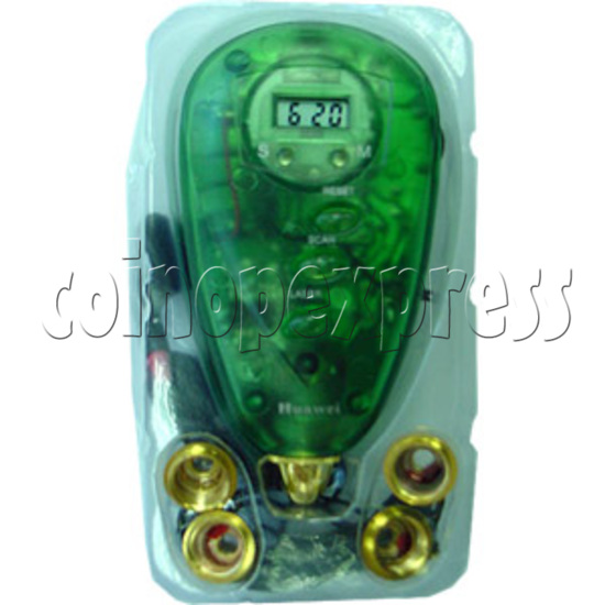 3 In 1 Laser Clock Radio 2040
