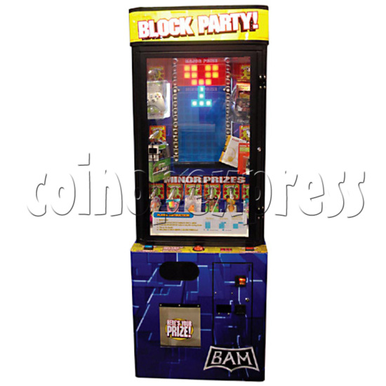 Block Party Prize Machine 20422