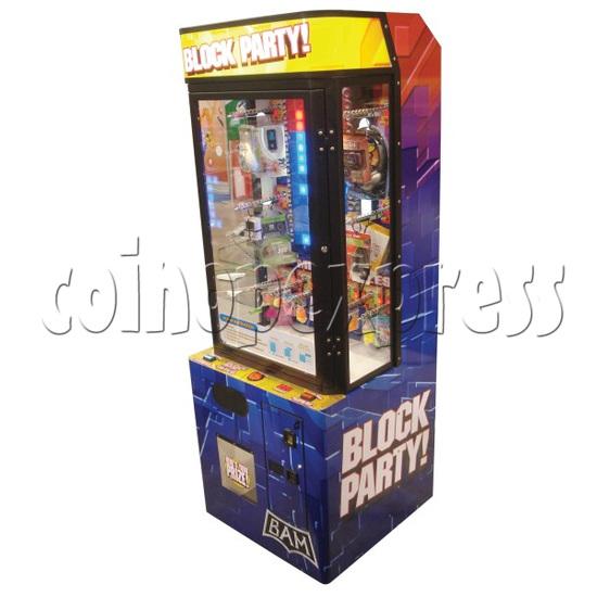 Block Party Prize Machine 20423