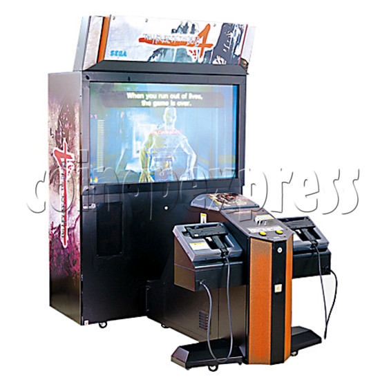 House of Dead 4 -42 inch LCD screen 20749