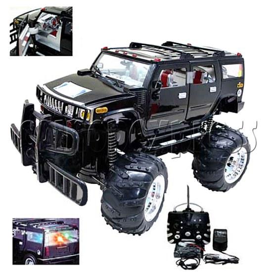 1:8 Remote Control Hummer 20806