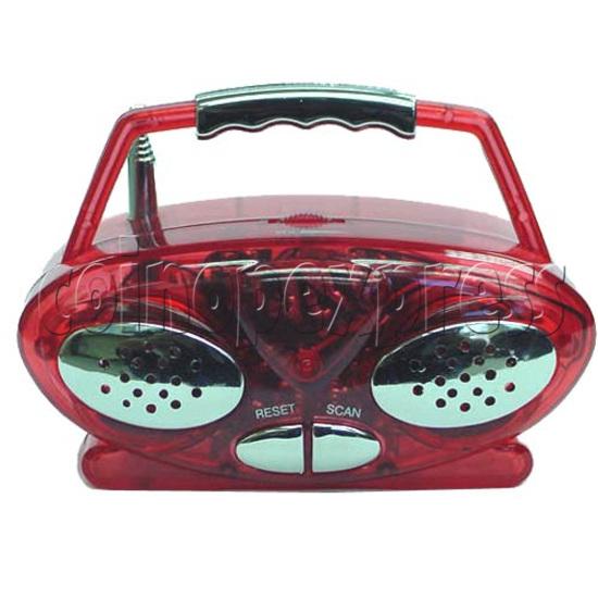 Auto Scan FM Radio 2081