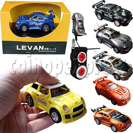 1:52 Mini Remote Control Car 2006 20814