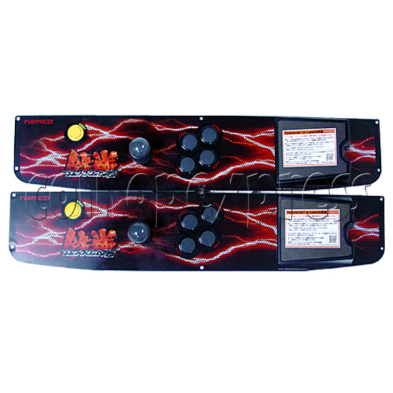 Tekken 6 kit - artwork 20856