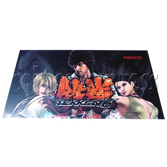 Tekken 6 kit - header 20859