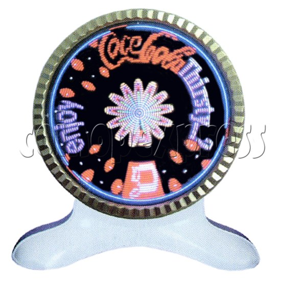 Advertising LED Plate (8 colours) 20905