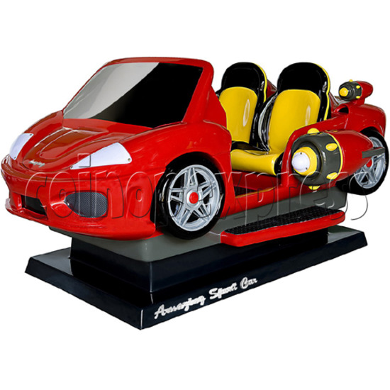Amazing Sport Car Video Kiddie Rides 20914