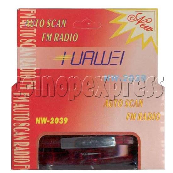 Auto Scan FM Radio 2095