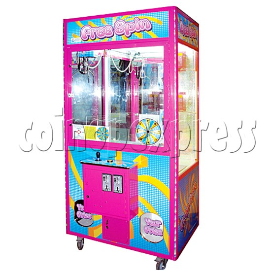 Bonus Spin crane machine 21028