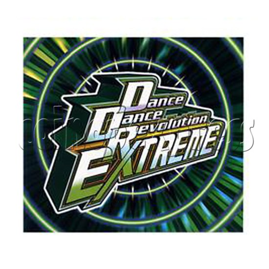 DDR Extreme Title Banner 21041