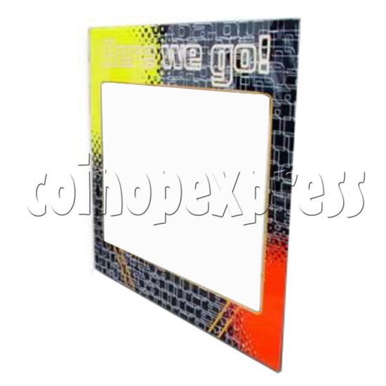 DDR Monitor for Glass Cover 21096