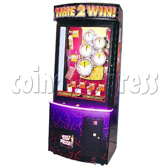 Time 2 Win Prize Machine 21156