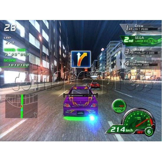 R-Tuned Ultimate Street Racing Machine 21220