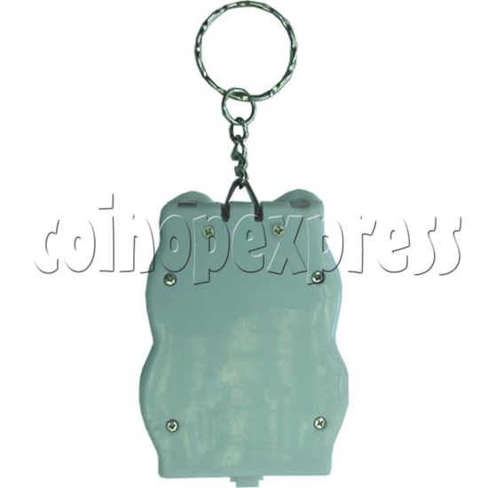White Bear Calculator Key Chain 2130