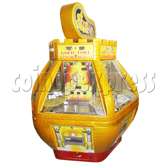 Gold Fort Coin Pusher (6 players) 21381