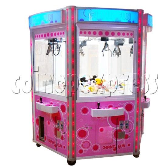 Giant Fun crane machine (6 players) 21393