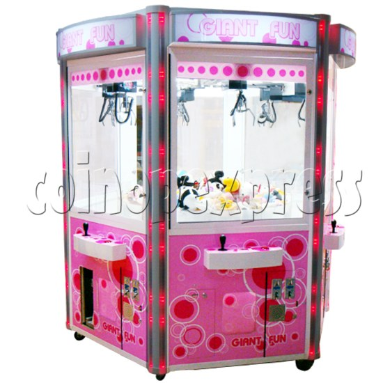Giant Fun crane machine (6 players) 21396