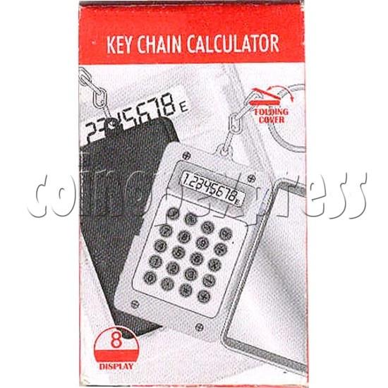 Key Chain Calculator 2144