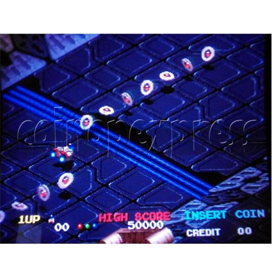 Happy Fish 302 multi game pcb-game play 1