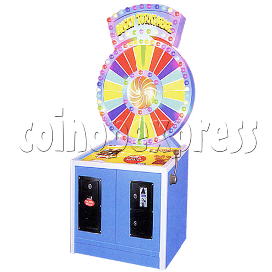 Lucky Turning Redemption Machine 21590