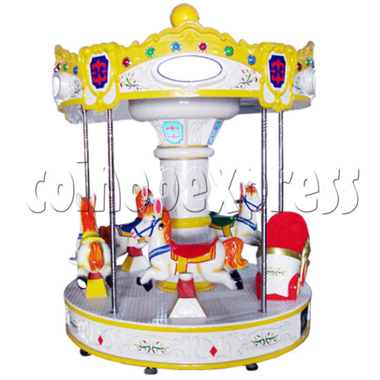 Mini Horse Carousel (5 players) 21593