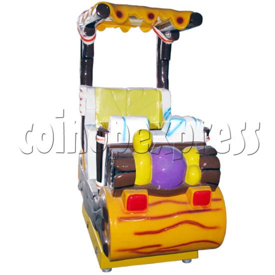 Road Roller Kiddie Ride 21625
