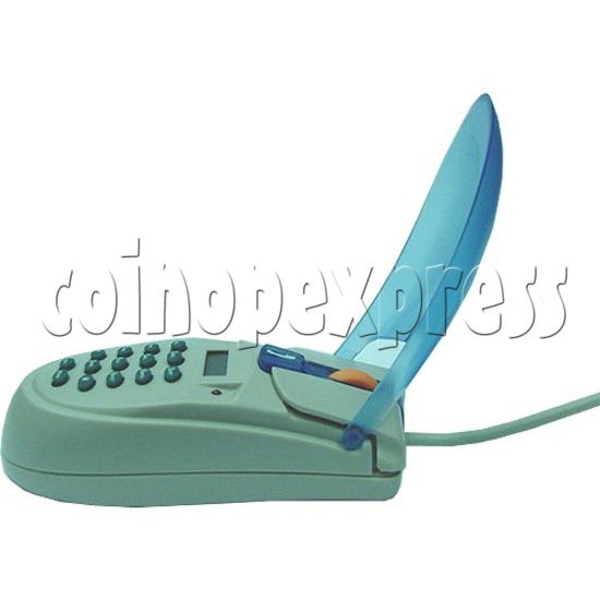 3D Mouse Telephone with Display 2164