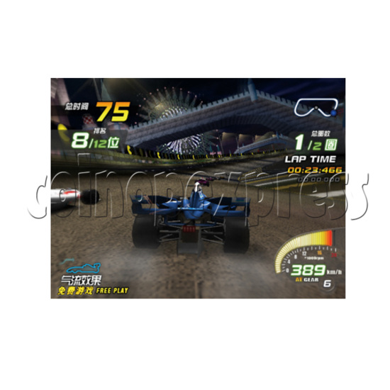 Ace Driver 3 Final Turn DX machine 21662