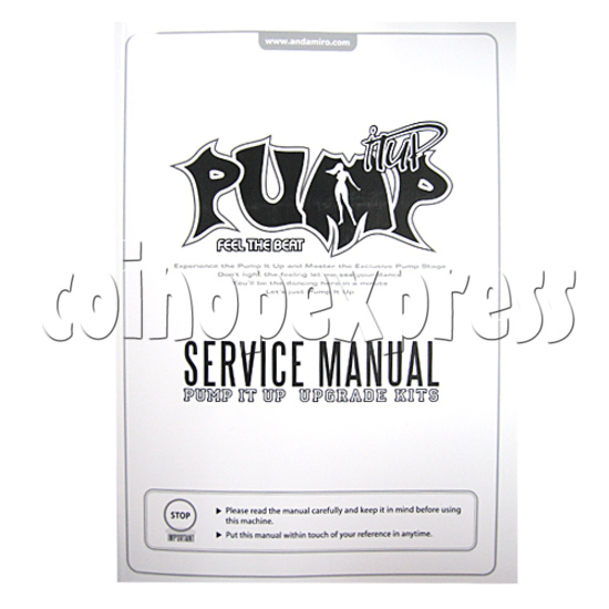 Pump It Up NX Absolute Upgrade Kit 21722