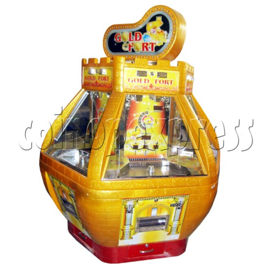 Gold Fort Coin Pusher (6 players) 21888