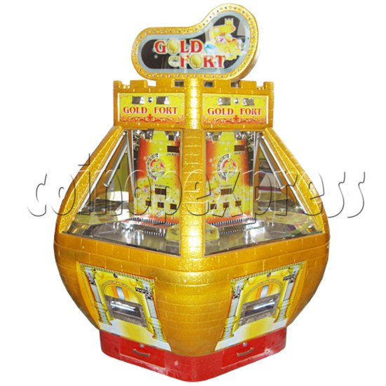 Gold Fort Coin Pusher (6 players) 21889