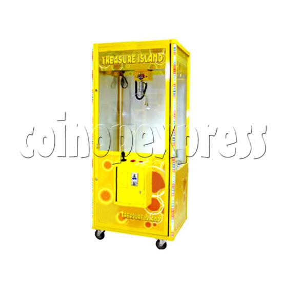 33 Inch Treasure Island Crane Machine 22075